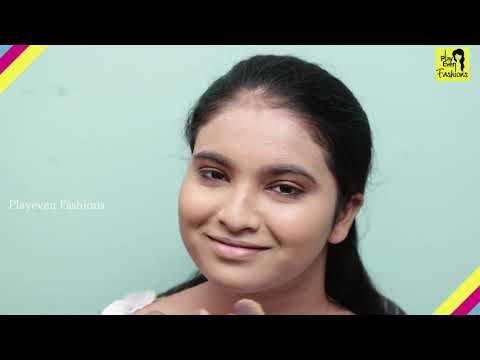 Everyday Makeup tutorial for beginners | Last Minute Makeup for girls | DIY Bridal Makeup Tutorial