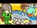 Новые мультики про зомби апокалипсис Ловцы Зомби видео для малышей Zombie Catchers #25