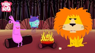 The Lion Song With The Dubby Dubs | English Songs And Rhymes For Kids