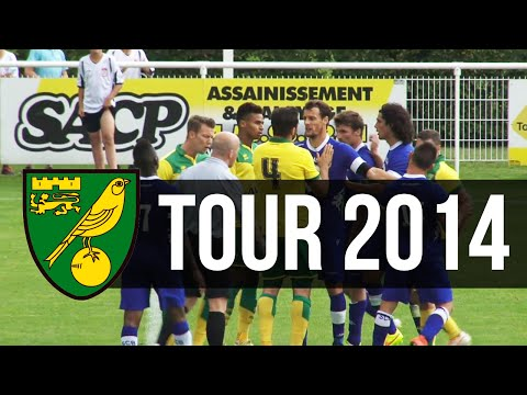 HIGHLIGHTS: Norwich City 1-1 SC Bastia