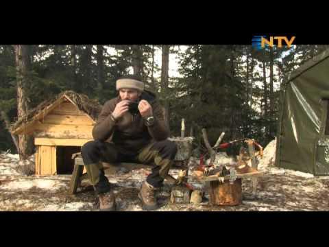 Doğada Tek Başına - Dağ Evi 6 Bölüm (14 03 2012)