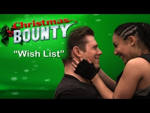 "Check out an Original Song from ""Christmas Bounty"" starring The Miz"