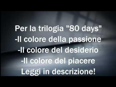 """PDF GRATIS - Trilogia """"80 Days"""" di Vina Jackson - Il colore della passione, desiderio, piacere"""