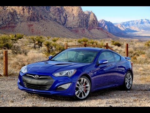 2013 Hyundai Genesis Coupe (Review)