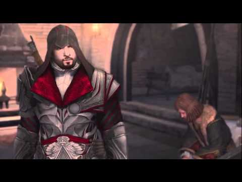Assassin's Creed Brotherhood - The Da Vinci Disappearance - Cutscenes - Part 1
