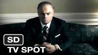 J Edgar (2011) Movie TV Spot