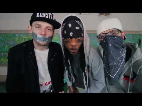 "CES CRU - ""Guntitled"" [Featuring MAC LETHAL] [Official Video]"