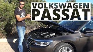 [HD] VW Passat B8 2.0 TDI 240 KM 4motion DSG, 2014 - prezentacja AutoCentrum.pl