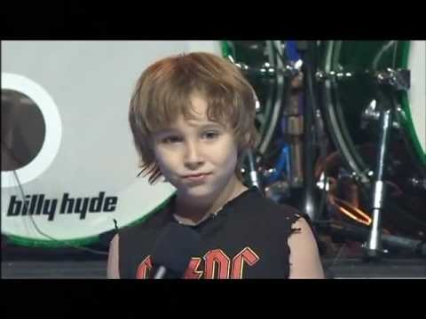 Jagger - Kid Drummer  - Semi Final 1 - Australia's Got Talent 2012 [FULL]