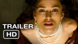 Anna Karenina Official Trailer - Keira Knightley Movie HD