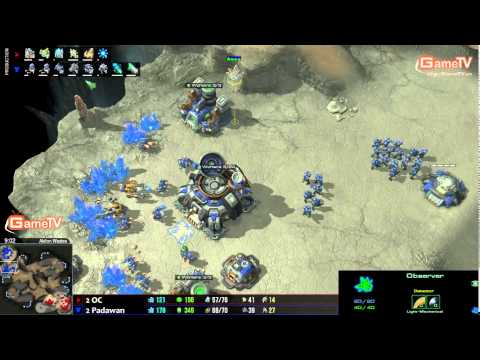 SC2 | APC: Padawan vs OC Bo5 Set 5 04.01.2014
