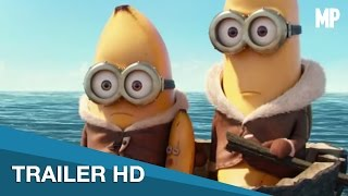 Minions - Trailer | HD | Animation | Sandra Bullock | Despicable Me Spin-off