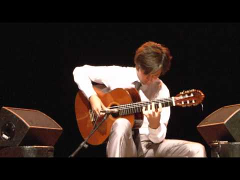 Espectáculo Flamenco: David Carmona en Concierto TEATRO NACIONAL BRASÍLIA (HD)
