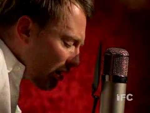 Thom Yorke plays The Clock