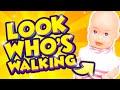 Barbie - Look Who's Walking