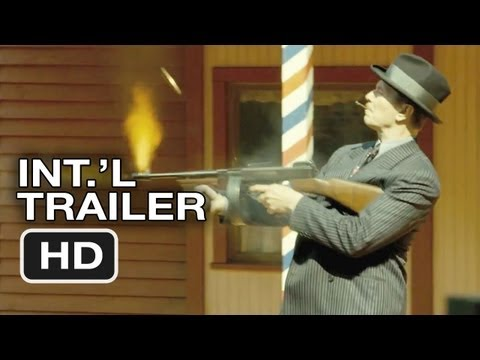 Lawless International Trailer #1 (2012) - Shia LaBeouf Movie HD