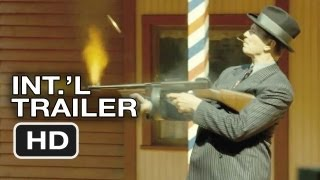 Lawless International Trailer (2012) - Shia LaBeouf Movie HD