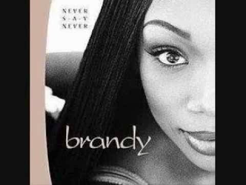 Brandy - Never Say Never [Full Album]