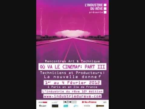 12e Rencontres Art et Technique - Techniciens / producteurs : qu'attend-on l'un de l'autre ?