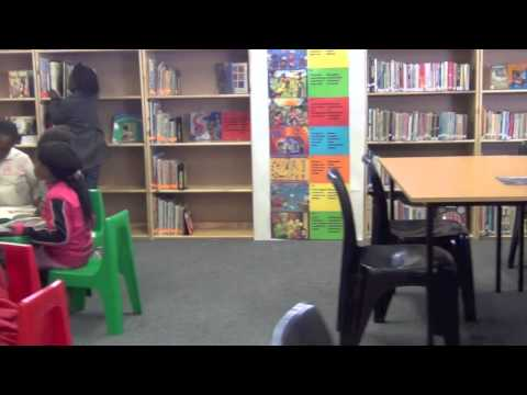 An Afternoon At An Afrika Tikkun Community Centre
