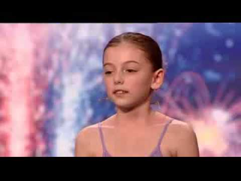 Ballet Dancer on Talent Show