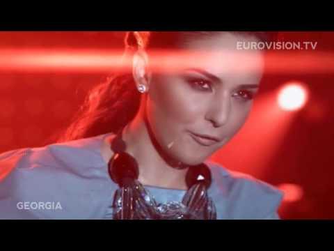 Sofia Nizharadze - Shine (Georgia)