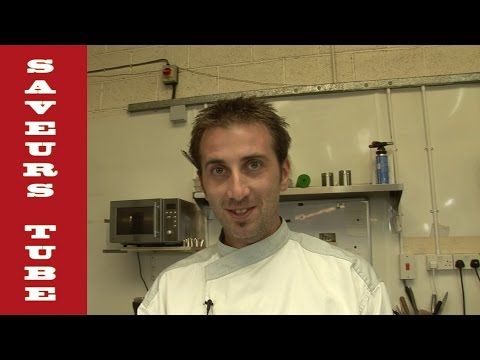 How to make Short Crust Pastry with TV Chef Julien from Saveurs Dartmouth U.K.