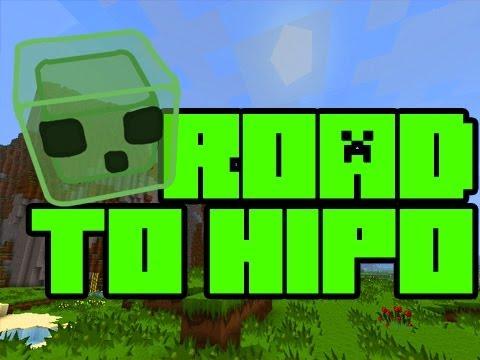 Minecraft | Road To Hipo: PokeMob Adventure| Ep.1