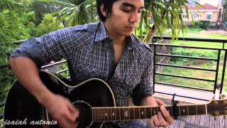 """Collide"" (Howie Day Cover) - Isaiah Antonio"