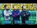 1000 CHALLENGE - STAVR, GERMAN, DEN4IK