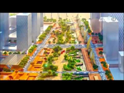 Xem thiết kế quảng trường lớn nhất Việt Nam
