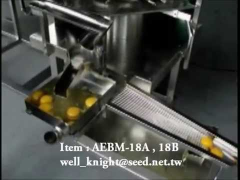 Automatic Egg Breaking Machine AEBM-18