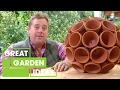 Make Your Own DIY Terracotta Garden Art | Indoor | Great Home Ideas