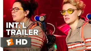 Ghostbusters Official International Trailer #1 (2016) - Kristen Wiig, Melissa McCarthy Movie HD