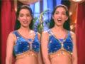 Фрагмент с начала видео Вина и Нина Бидаши. Танец живота. Продвинутый курс