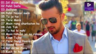 BEST ROMANTIC JUKEBOX OF ATIF ASLAM  ARMAAN MALIK  ANKIT TIWARI  BEST BOLLYWOOD ROMANTIC SONGS