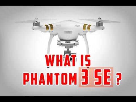Phantom 3 SE VS Phantom 3,4 Pro. What is phantom 3 SE camera quadcopter? Functions review.