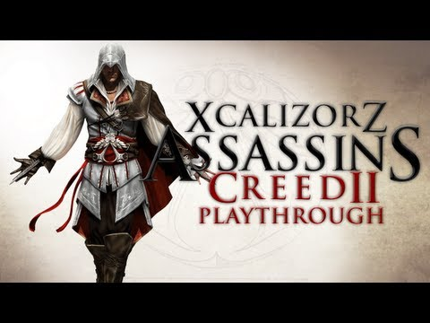 Assassin's Creed 2 Playthrough pt.5