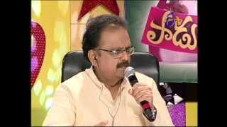Singer Anuradha Sriram Padutha Theeyaga 4 Show on 19-11-2012 (November-19) E TV