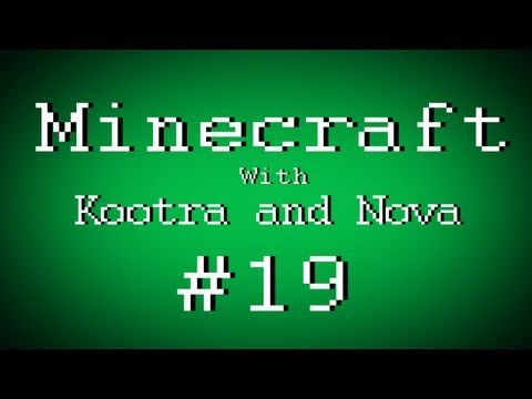 Fail Minecraft with Kootra and Nova: Making Sp00n a Cake Part 19 (Multiplayer/Survival)