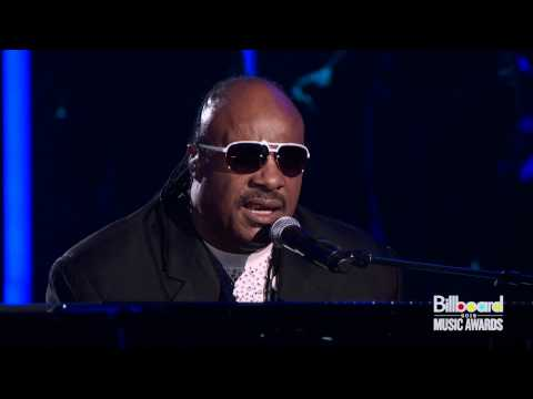 Stevie Wonder & Alicia Keys LIVE @ Billboard Music Awards 2012