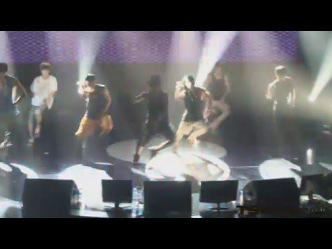 2012 BAP SHOWCASE in Malaysia JONG UP Solo Rehearsal