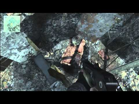 COD MW3 Glitches NEW On Top Of Dome High Roof Online/Offline & Survival Mode Modern Warfare 3