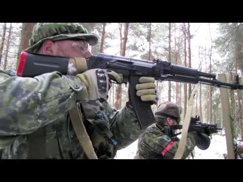 AIRSOFT SKIRMISH AK47 G36 G&G Scar L85 Type97B SCOTLAND HD