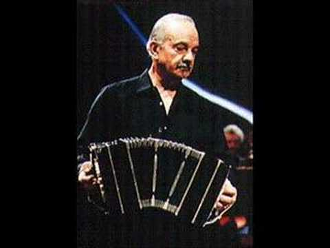 Astor Piazzolla (1921 - 1992)    Milonga Del Ángel