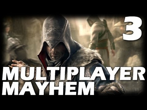 Assassin's Creed: Revelations Multiplayer Mayhem - Episode 3 (Deathmatch)