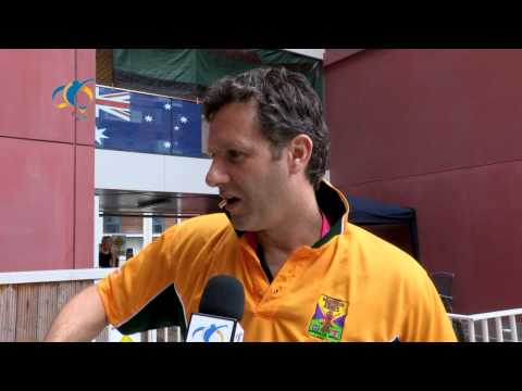 Adam Hills  - Message for Aussie Paralympic athletes