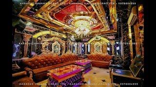 Thiết kế nội thất karaoke,Thiết kế phòng karaoke, thiết kế karaoke Havana Hoàng Yến 0978884999