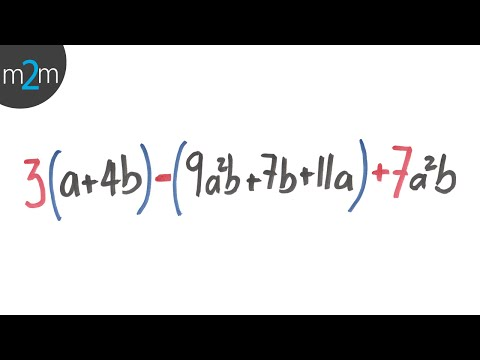 Suma / resta de polinomios