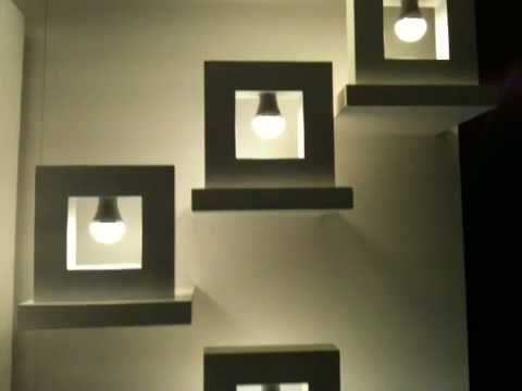 Video CES 2010 - Sharp lampade a LED